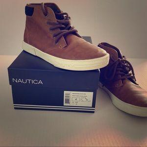 Boy's Casual Nautica Boots